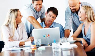 Vía Consulting - Diseñador gráfico freelance
